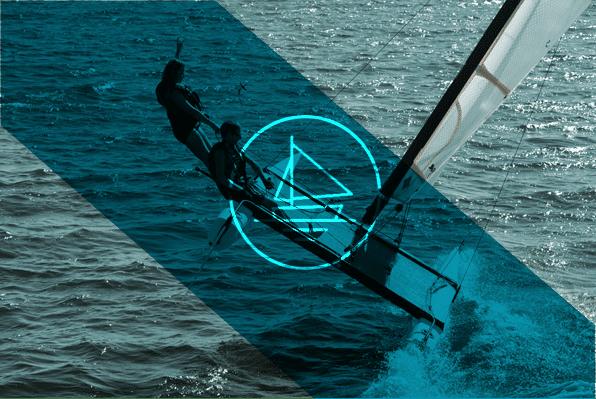 קורס שייט מתקדם על סירת קטמרן
